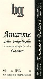 BG Bussola Amarone Valpolicella Classico